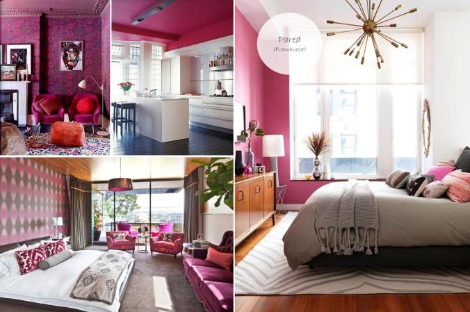 Combinar_color_frambuesa_pared